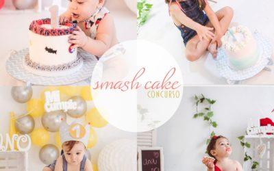 Concurso Smash Cake, solo en Facebook