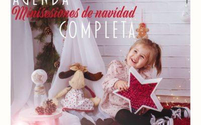 ¡Sesiones navideñas completadas!